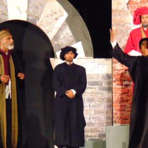 Drama through books and performances