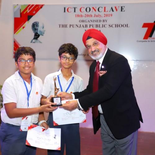 ICT Conclave 2019 Nabha03