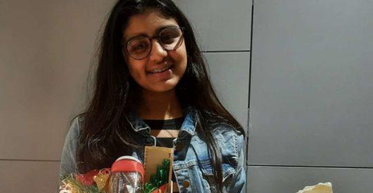 Sayesha Saxena